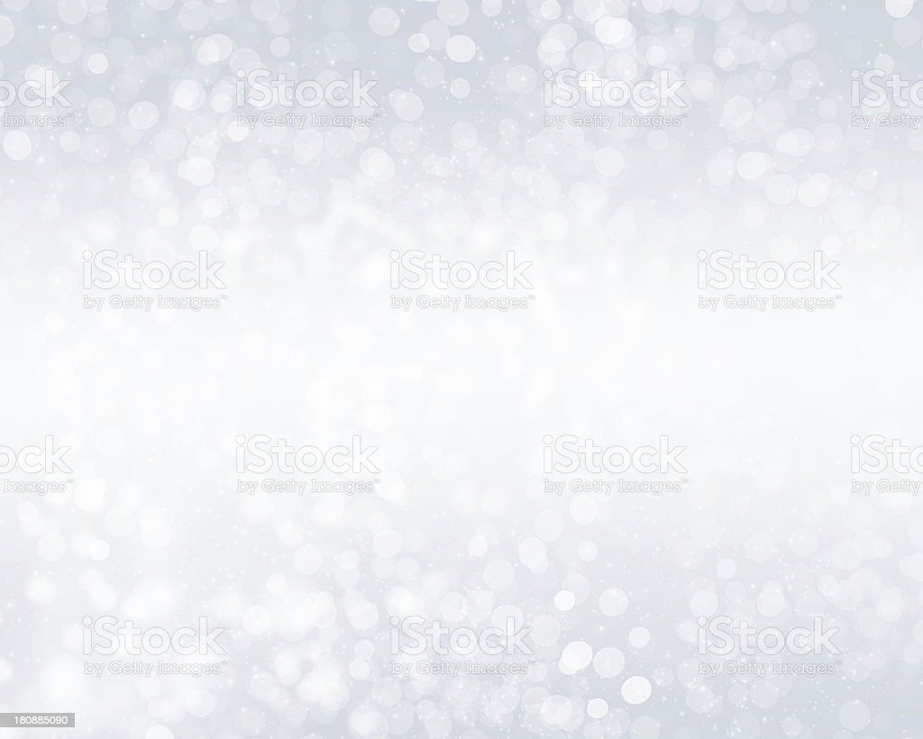 An abstract background showing white spots royalty-free stock photo