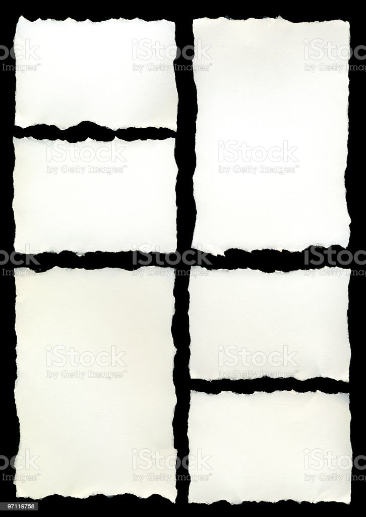An abstract black and white image  royalty-free stock photo