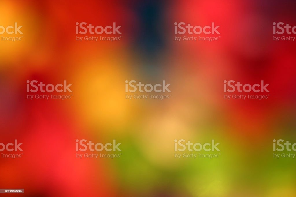 an abstract ' smear of colors ' background - christmas royalty-free stock photo