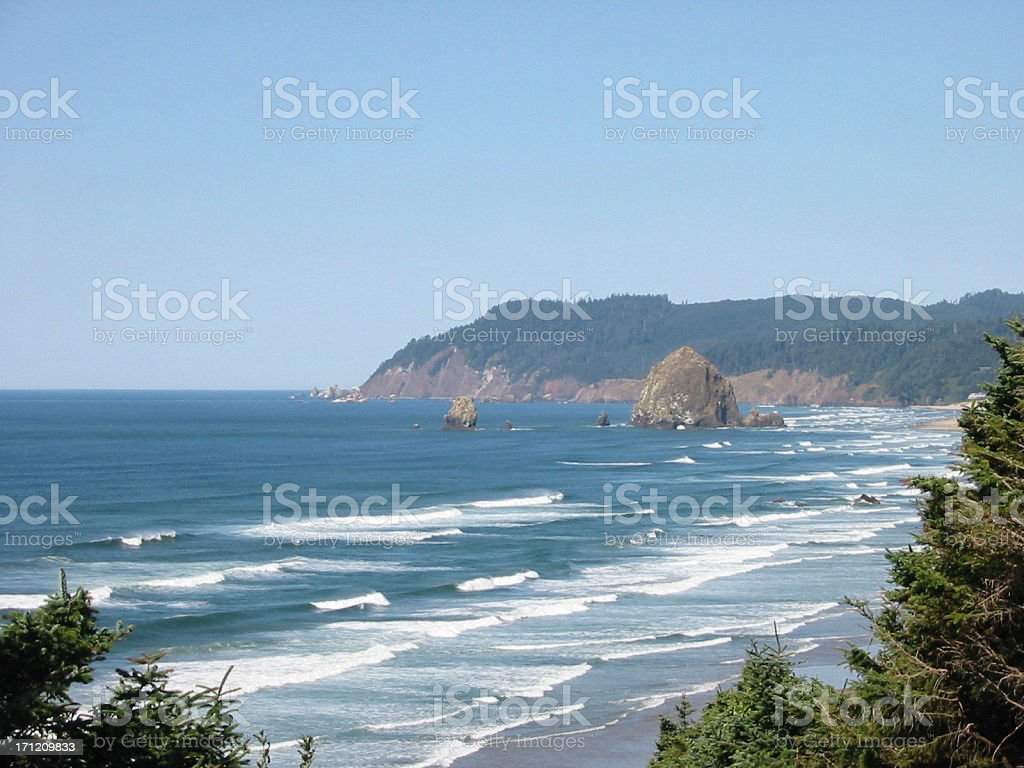 An Awesome View royalty-free stock photo