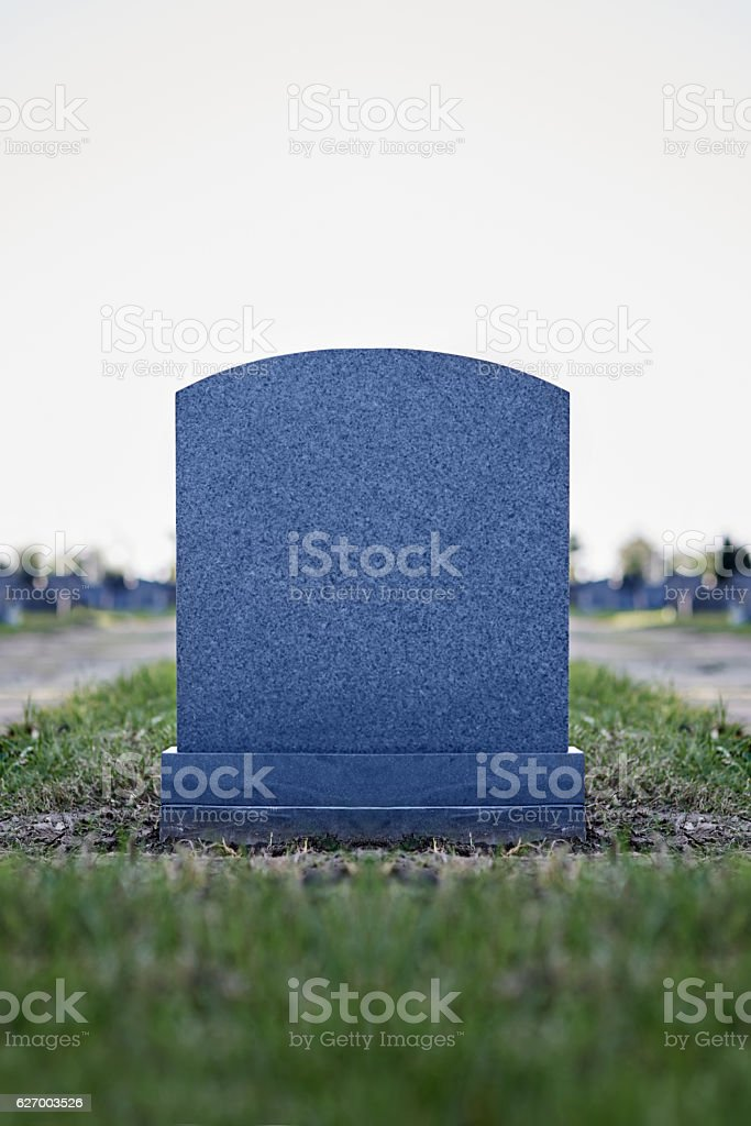 An eternal mark of their memory stock photo