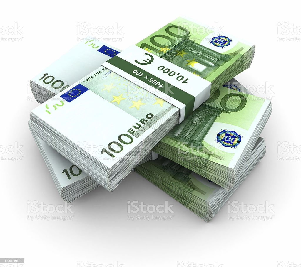 An illustration of a stack of __ royalty-free stock photo