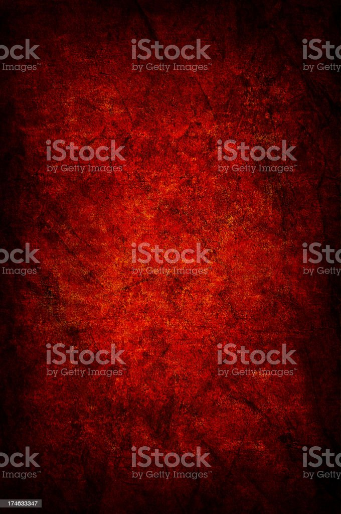 An interesting looking dark red grungy background  stock photo