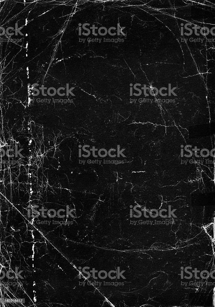 An old black paper texture background stock photo