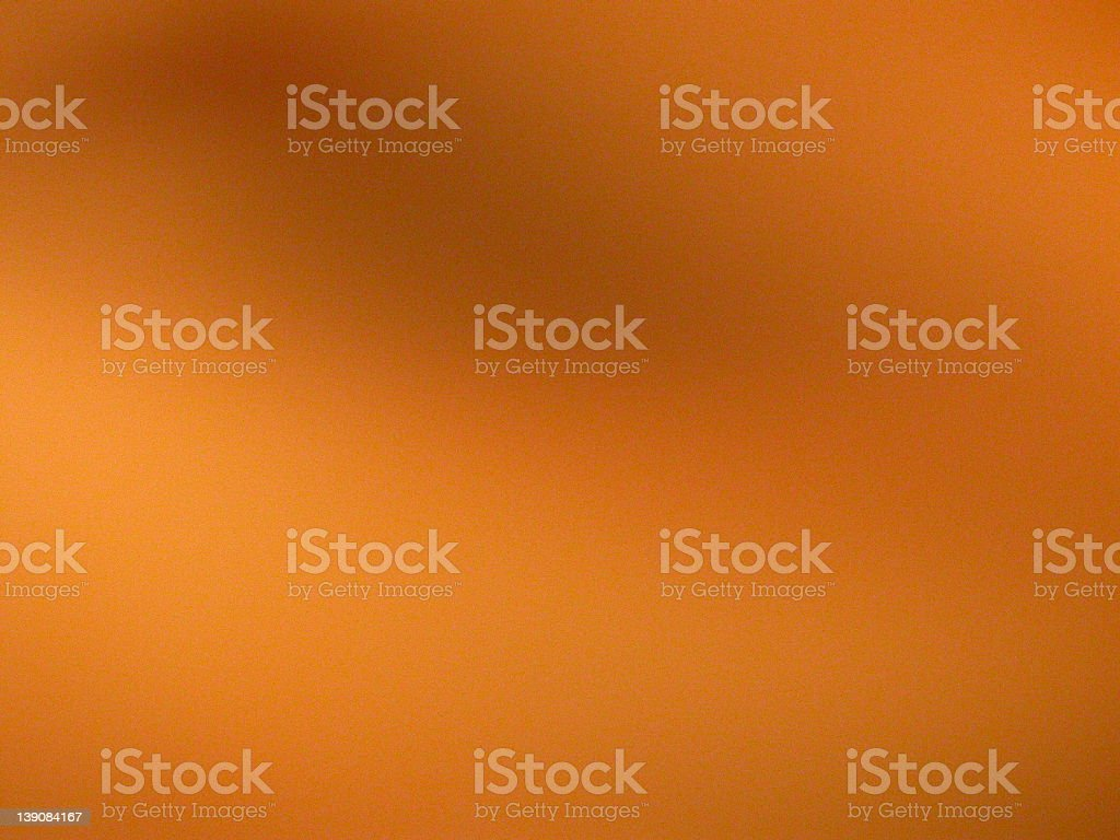 An orange Surface royalty-free stock photo