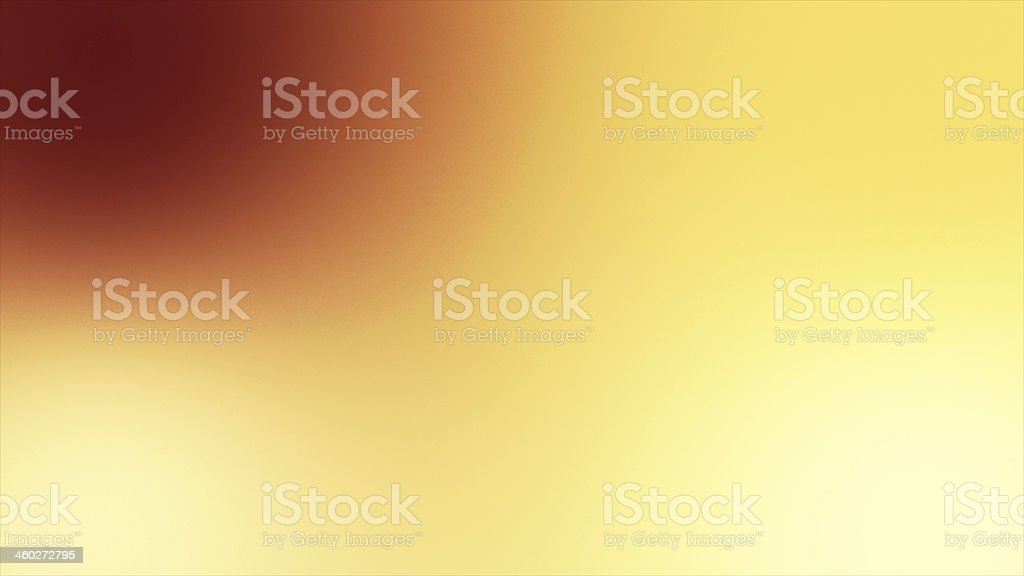An overexposed yellow background indicating film burn stock photo