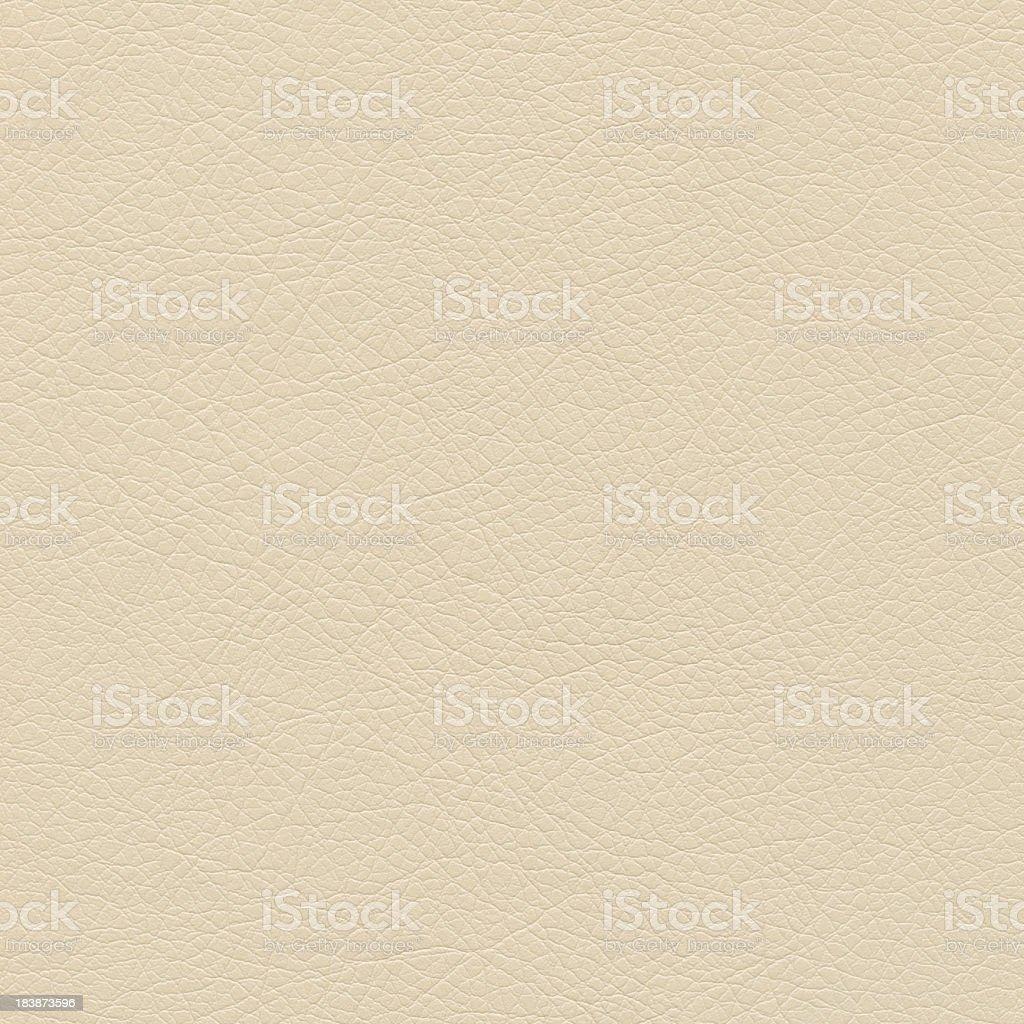 An up close image of beige leather royalty-free stock photo