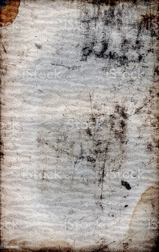 analogue grunge texture royalty-free stock photo