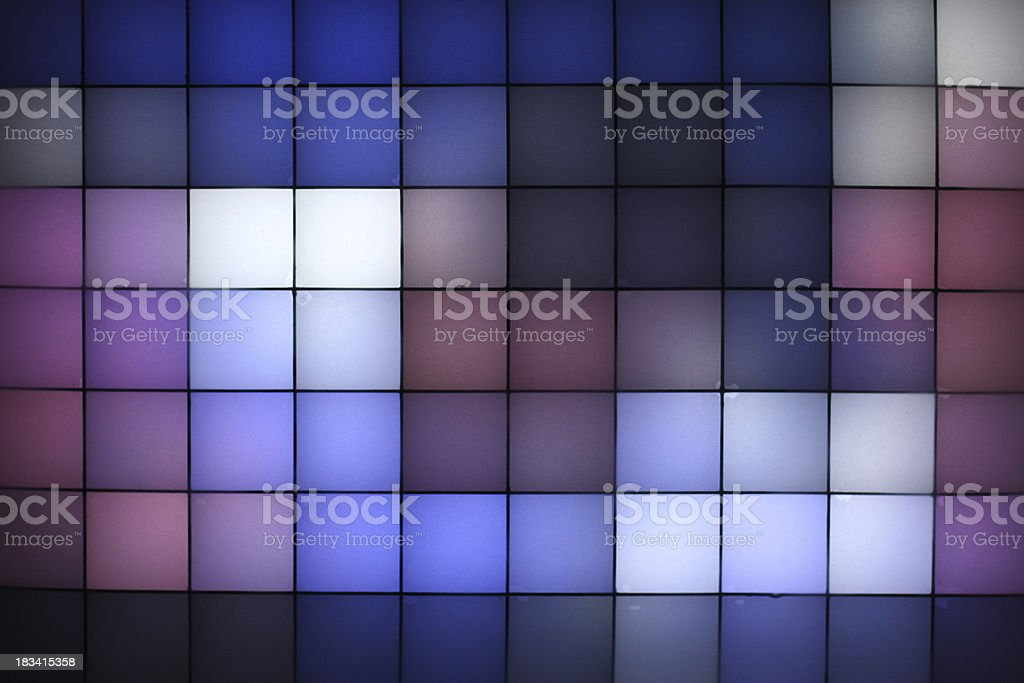 analogue pixel background royalty-free stock photo