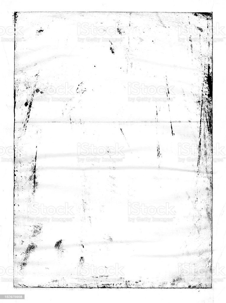 analogue scratches and dust stock photo