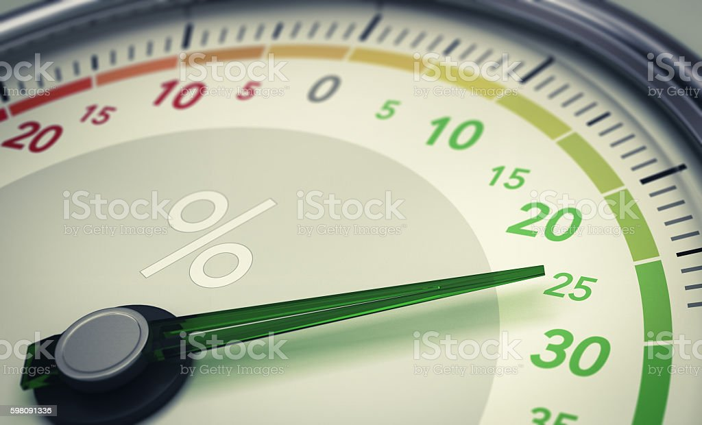 Analytics, Financial Concept stock photo