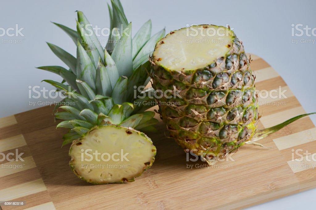 Ananas stock photo
