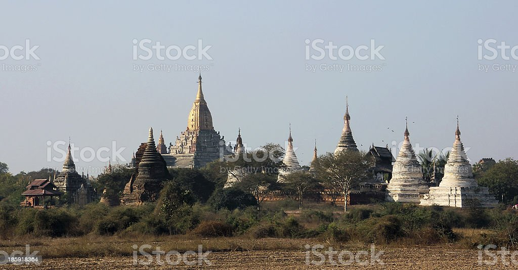 Ananda Paya Bagan royalty-free stock photo