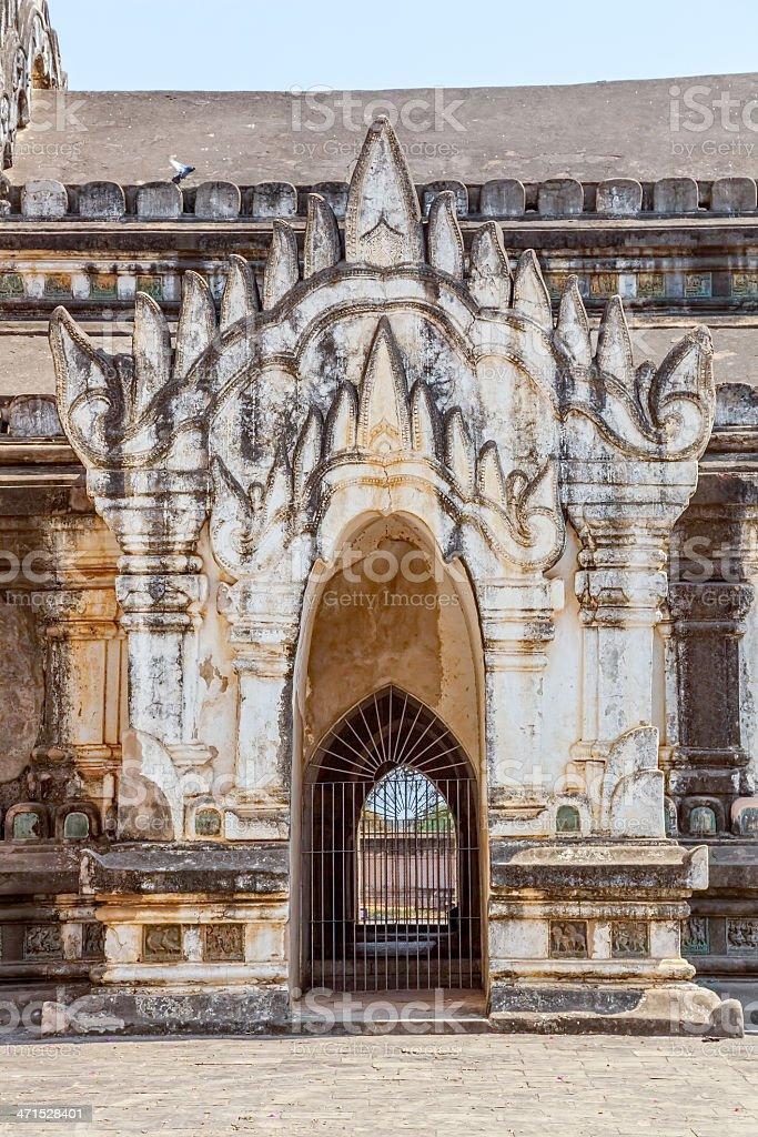 Ananda Temple royalty-free stock photo