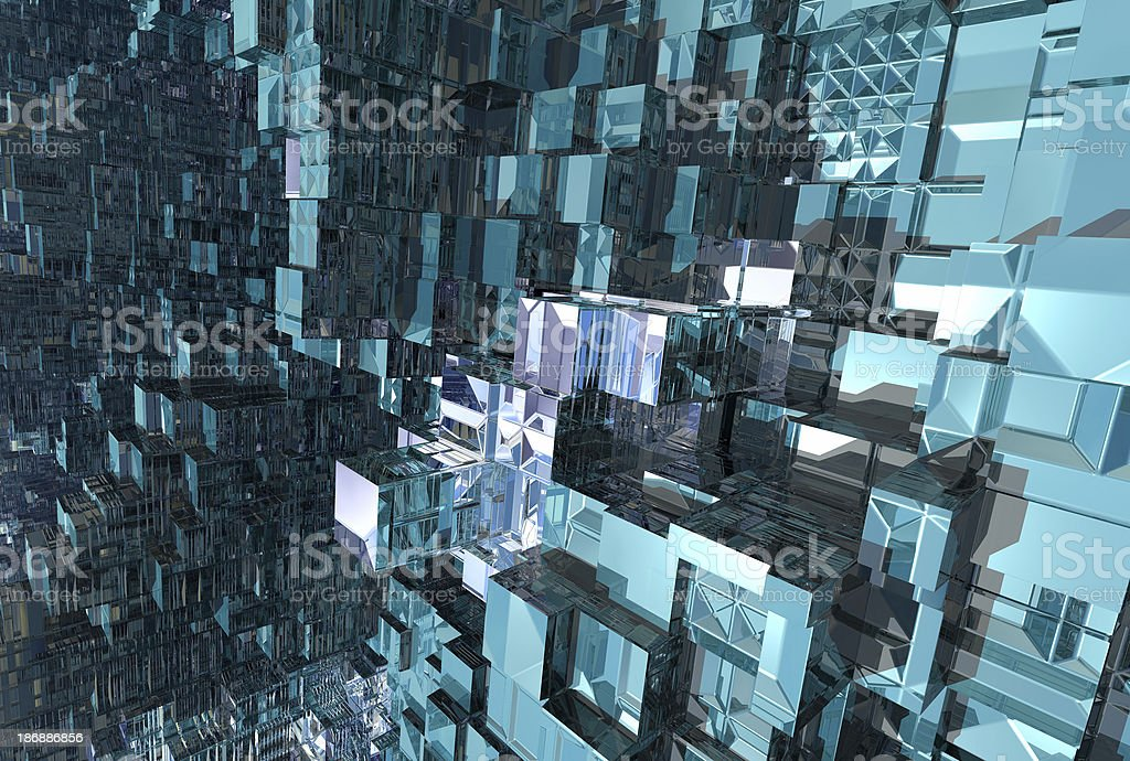 Anarchitectural 203 royalty-free stock photo