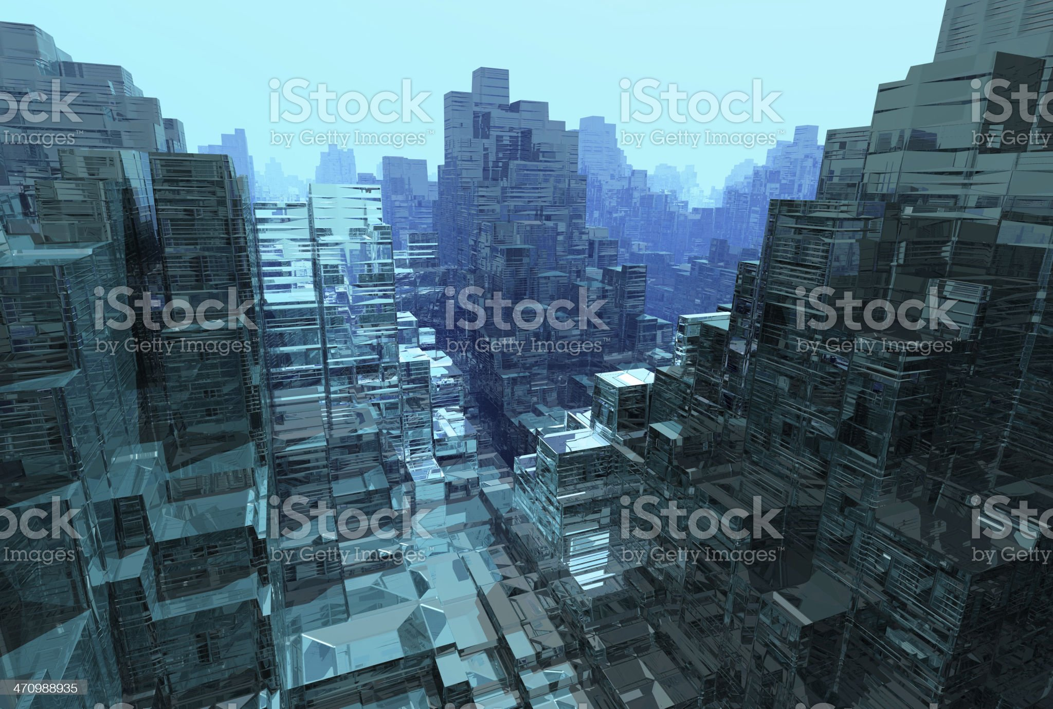 Anarchitectural 209 royalty-free stock photo