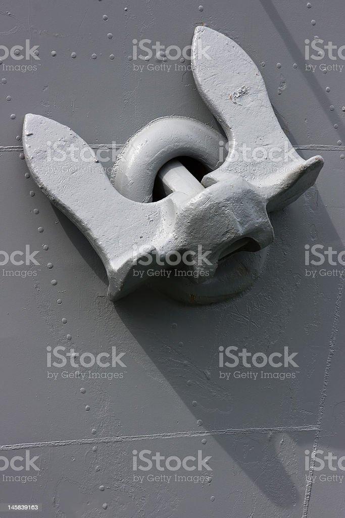 Anchors Away stock photo