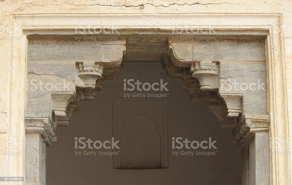Ancient Arch royalty-free stock photo
