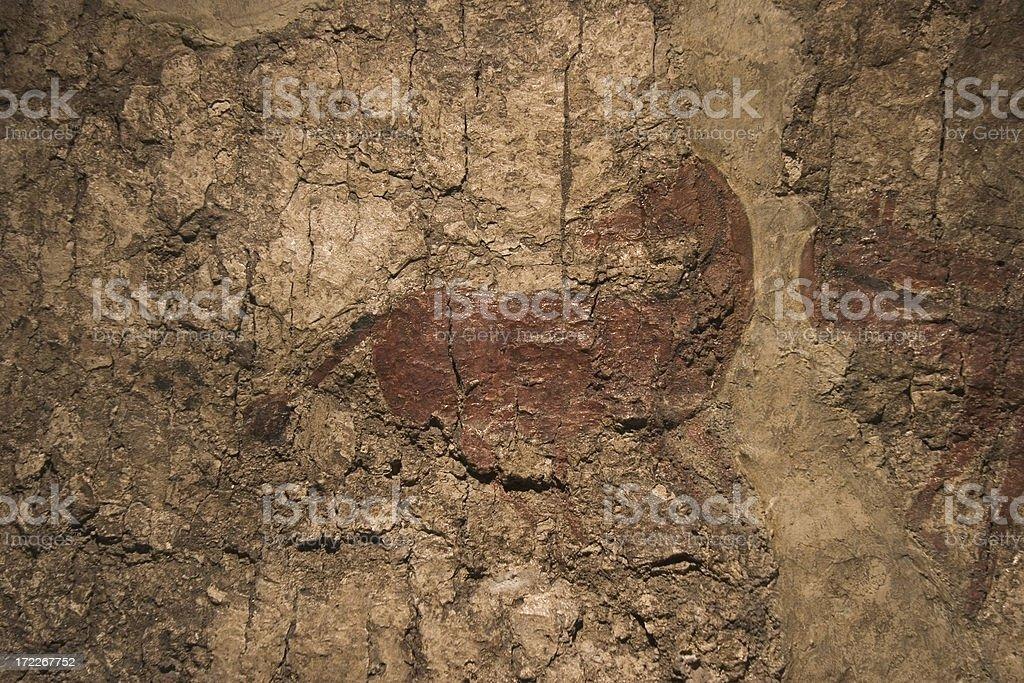 Ancient Art royalty-free stock photo