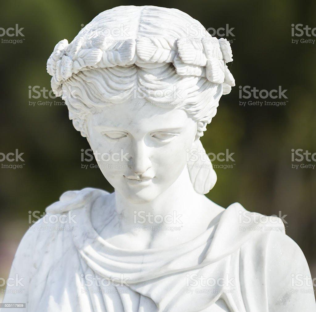 Ancient Beauty stock photo