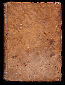 ancient book cover (18th) XL