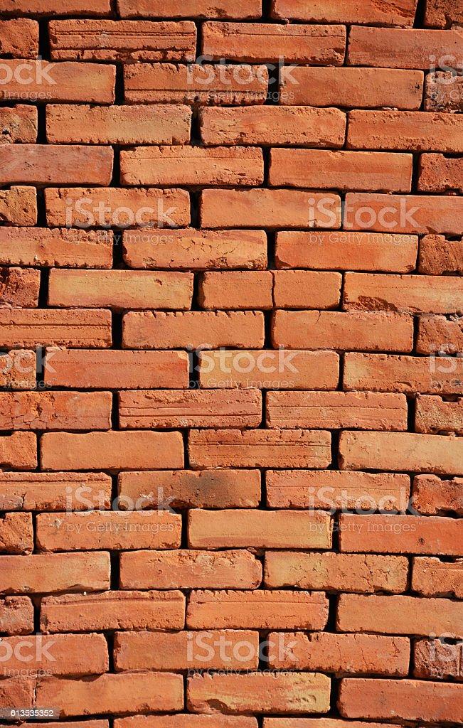 Ancient brick royalty-free stock photo