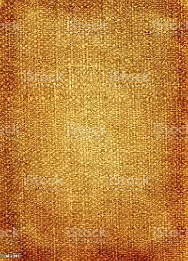 Ancient canvas texture royalty-free stock photo