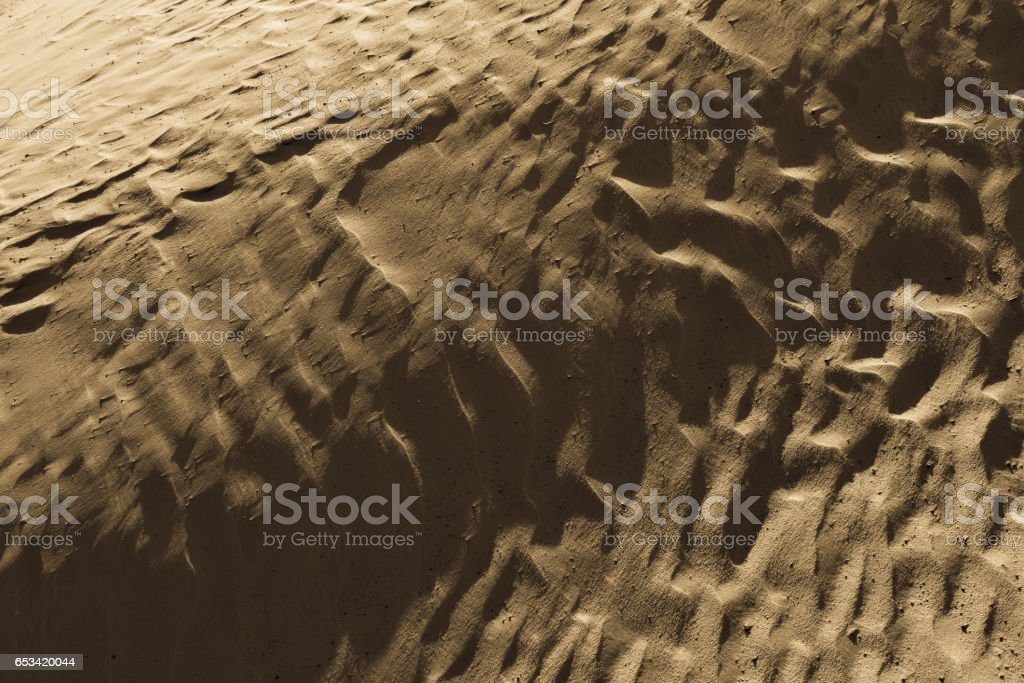 Ancient Desert Texture, Wallpaper and Background stock photo