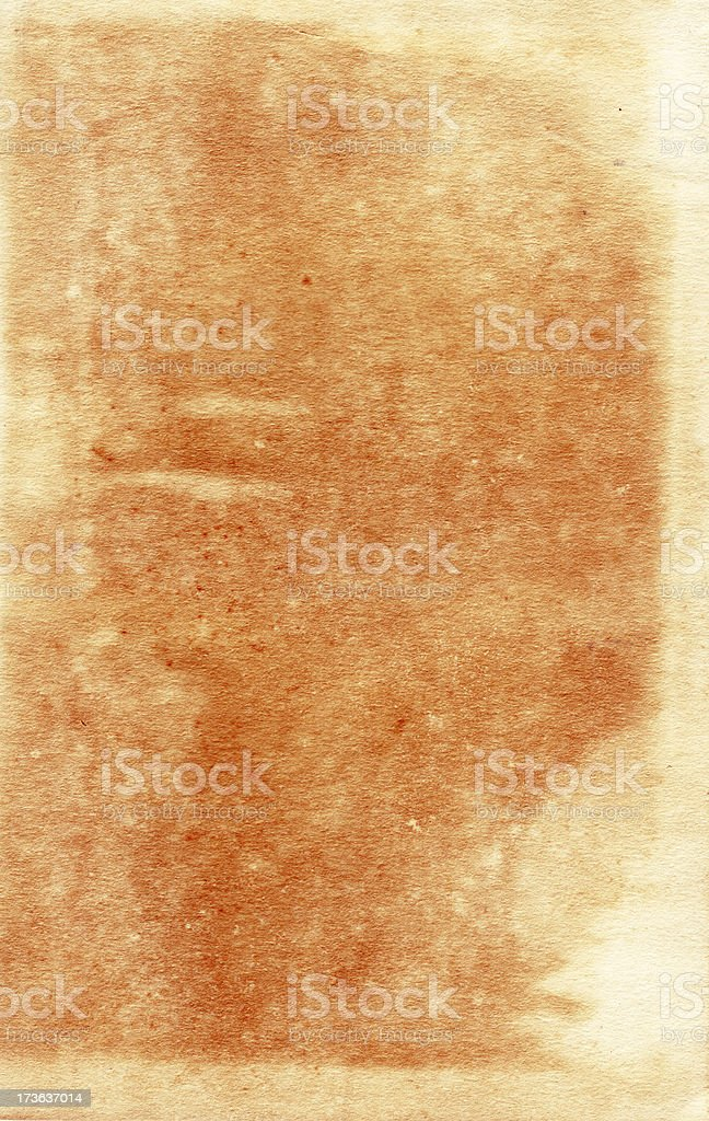 Ancient Document stock photo