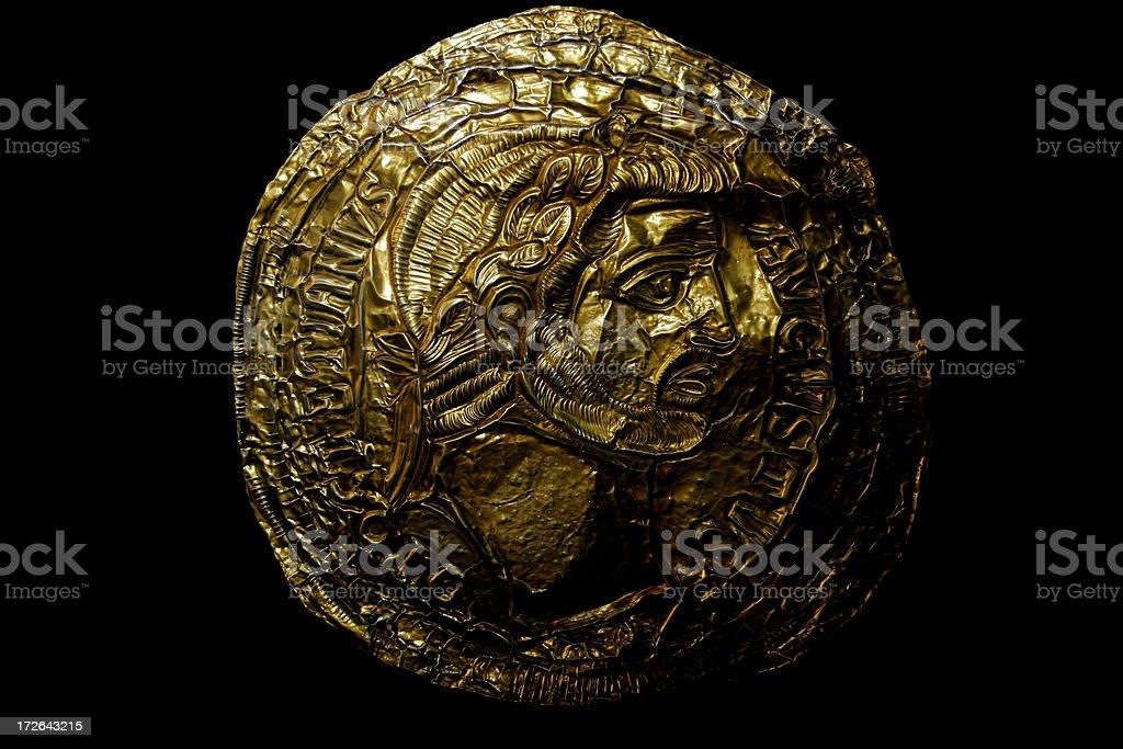 Ancient icon royalty-free stock photo