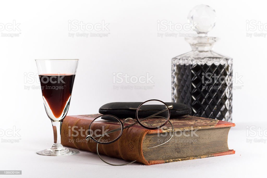 Ancient items royalty-free stock photo