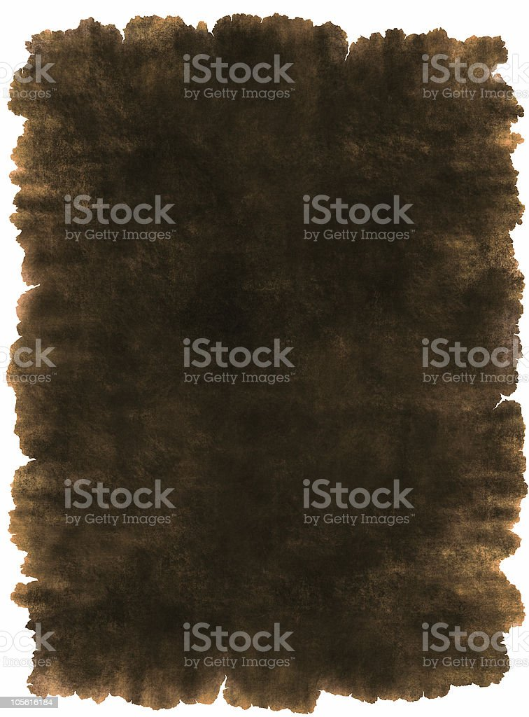Ancient leather parchment texture background royalty-free stock photo
