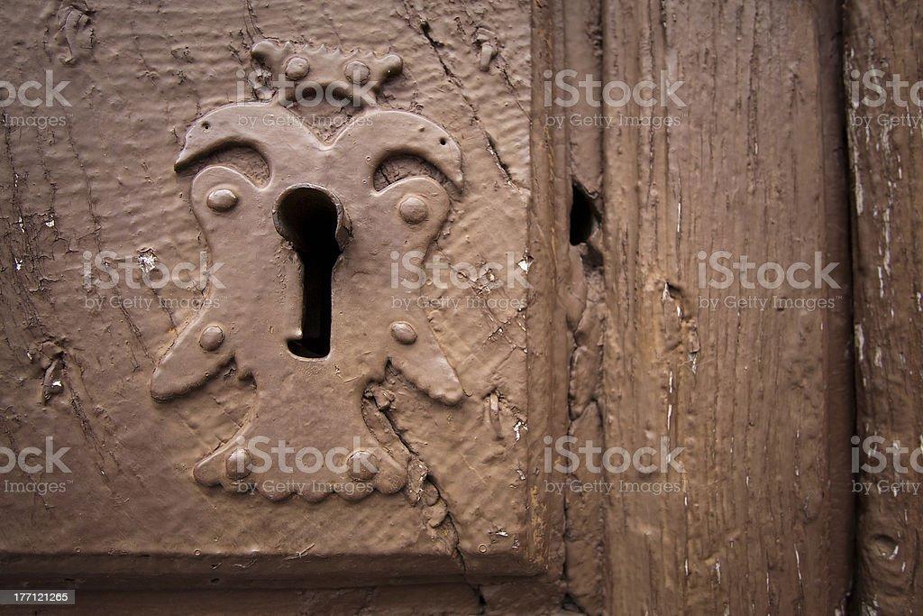 ancient lock stock photo
