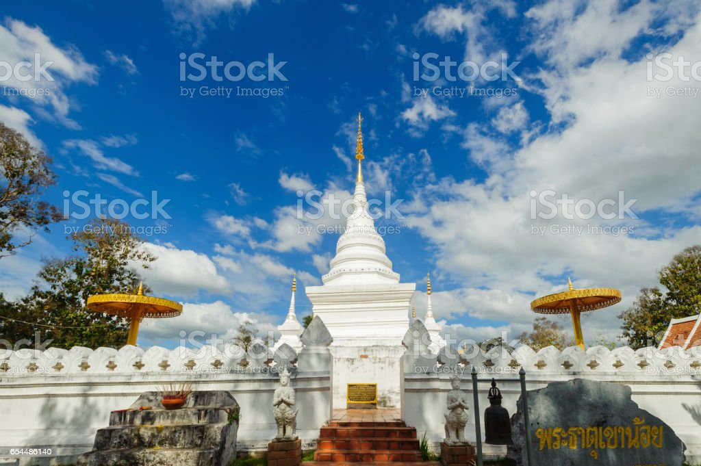 Ancient Lord Buddha Statue  in stock photo