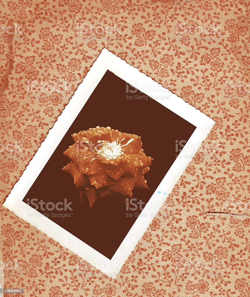 Ancient Photo royalty-free stock photo