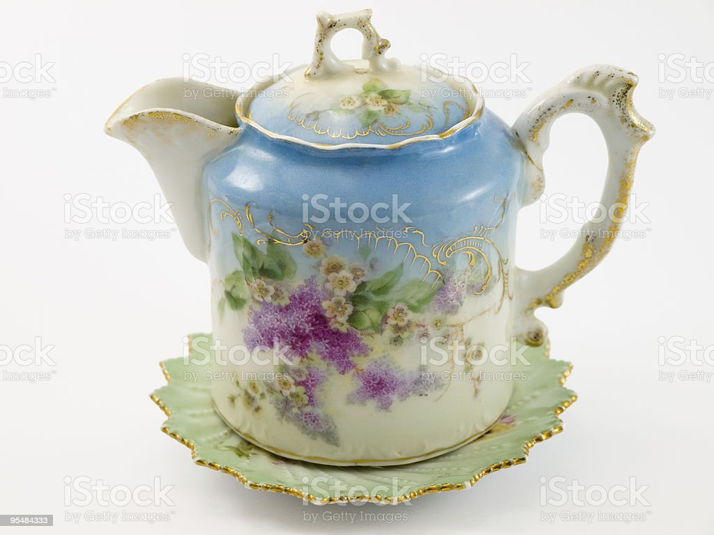 Ancient pitcher royalty-free stock photo