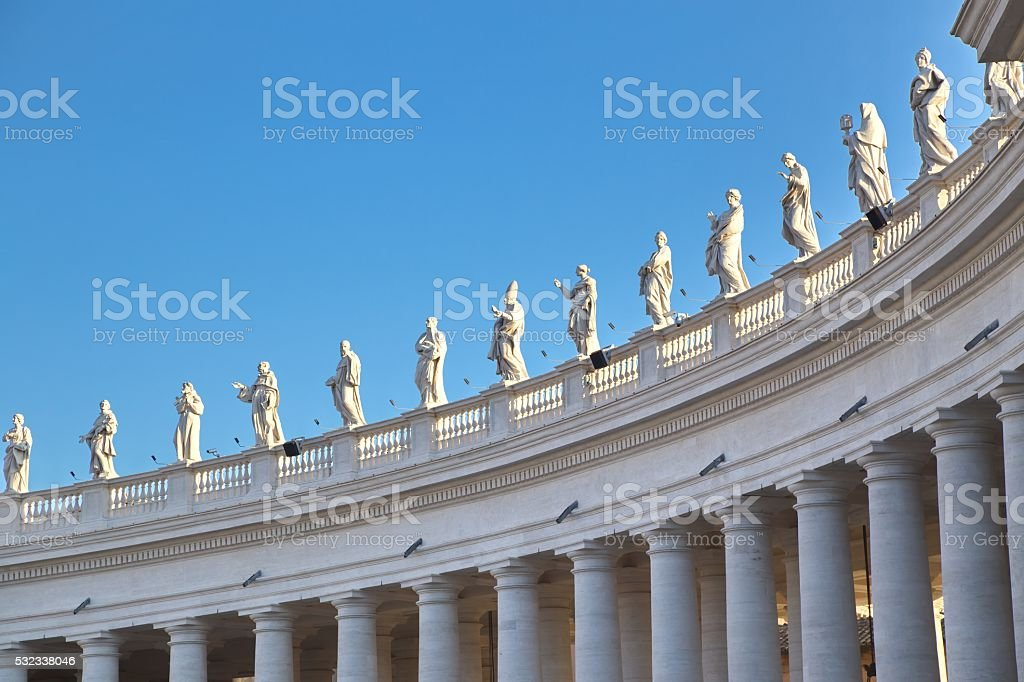 Ancient Rome Architecture stock photo