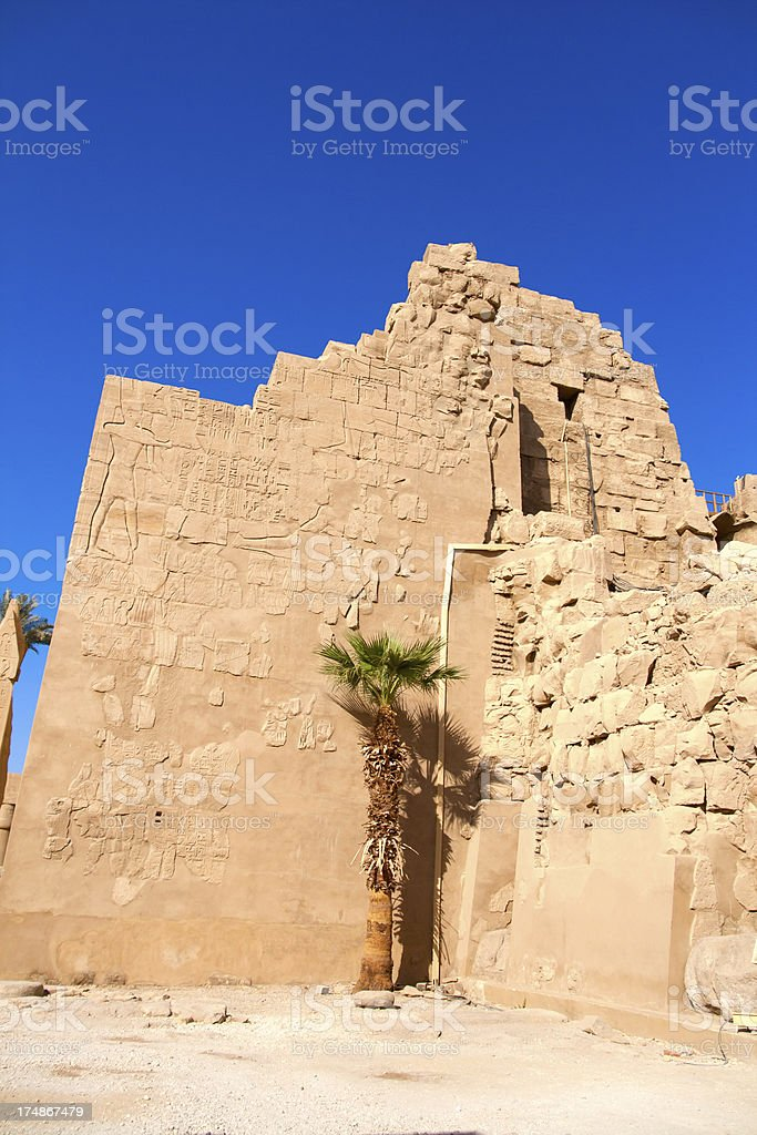 Ancient ruins royalty-free stock photo