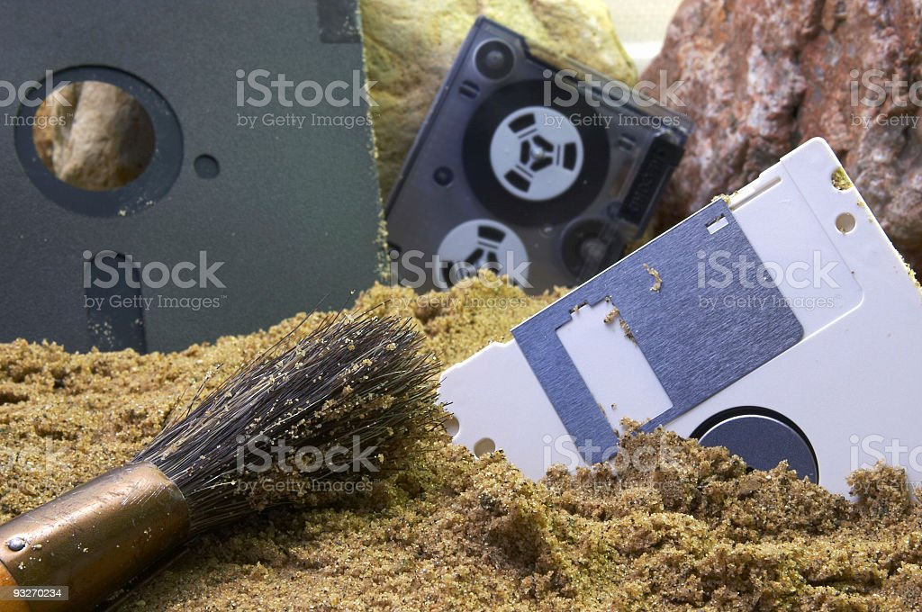 Ancient Technology #2 royalty-free stock photo