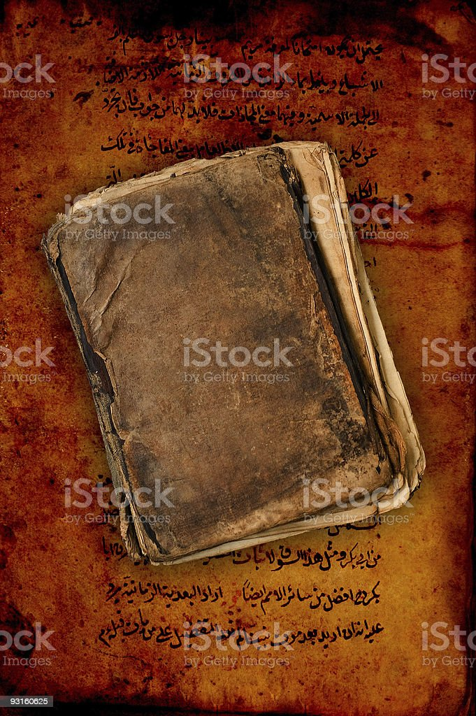 Ancient Texture royalty-free stock photo