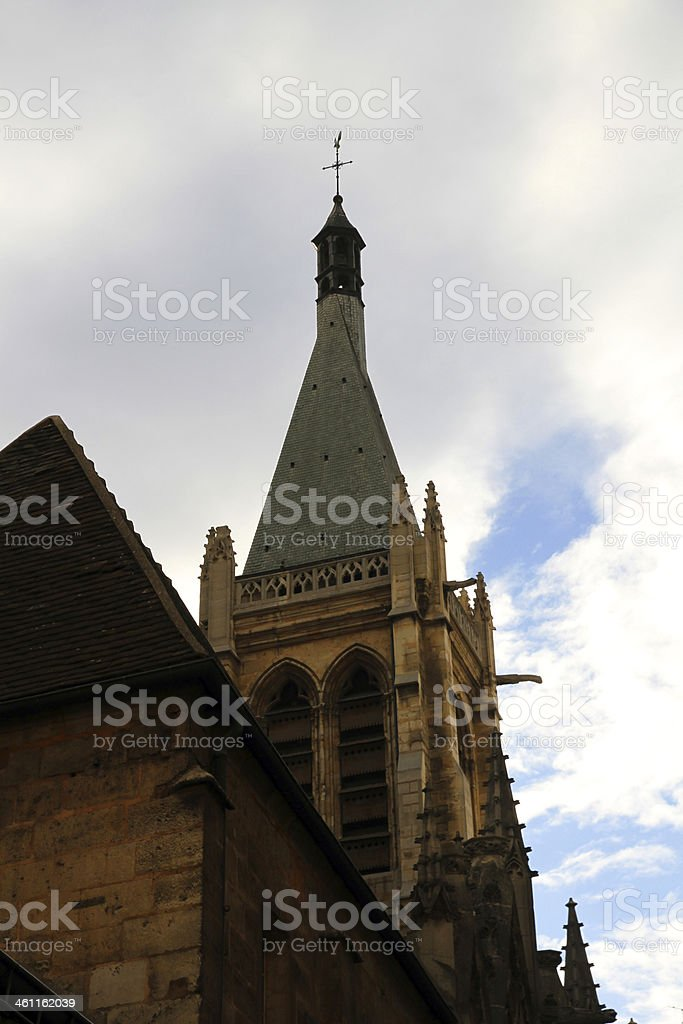 Ancient Tower royalty-free stock photo
