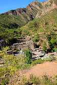 Ancient villages in Beijing, China