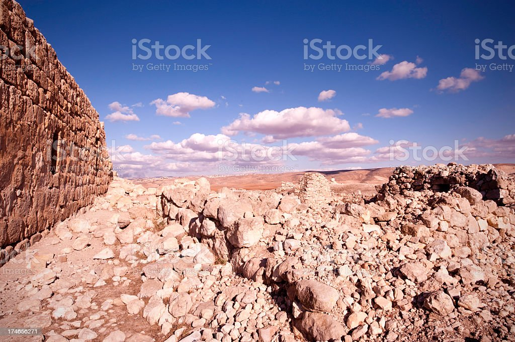 Ancient Walls and Stone stock photo