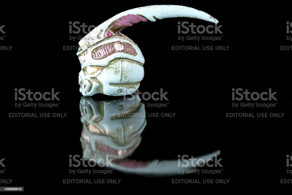 Ancient Weapon royalty-free stock photo