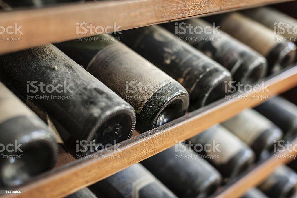 Ancient wine stock photo