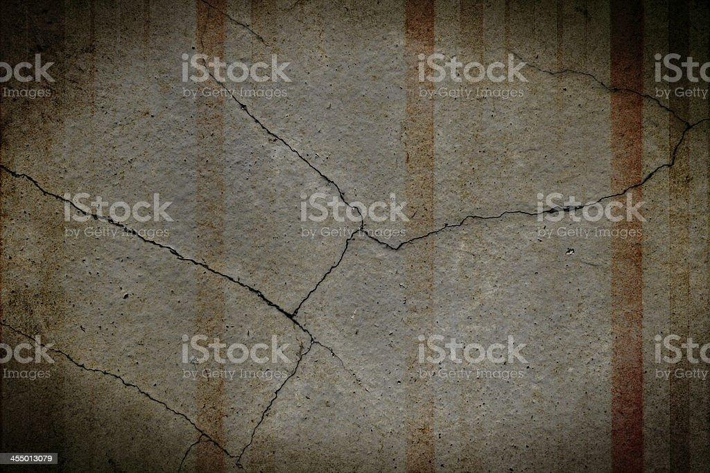 ancient yellow wall royalty-free stock photo