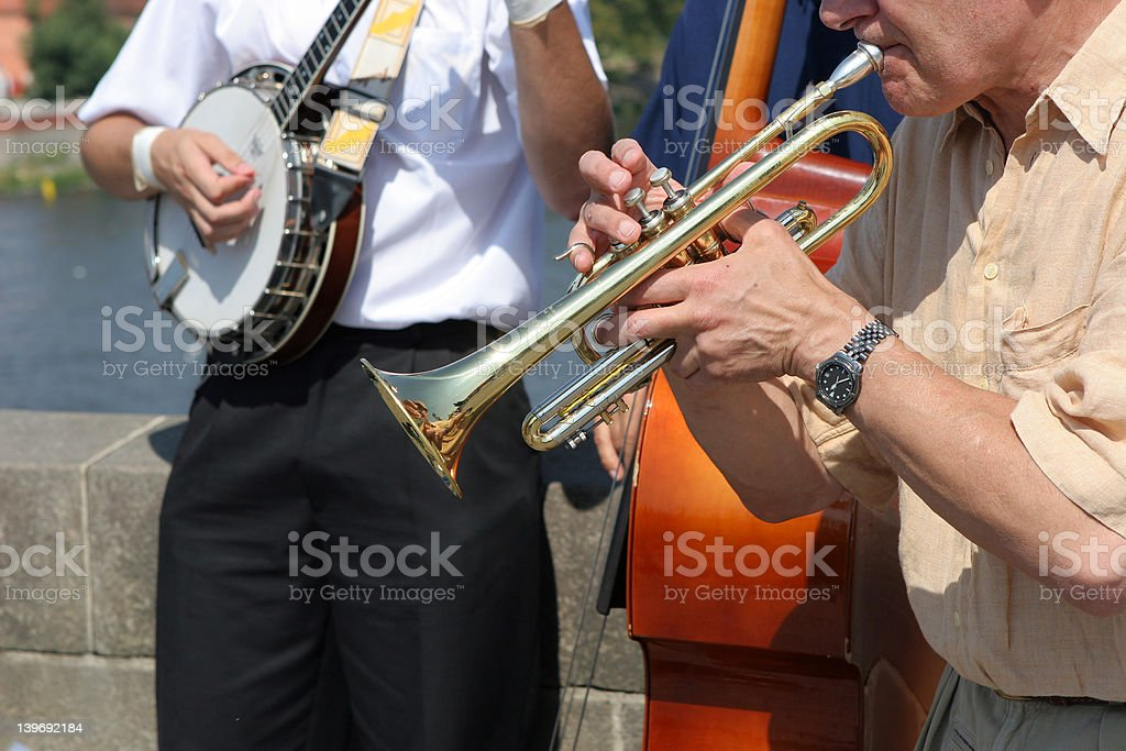 And all that Jazz royalty-free stock photo