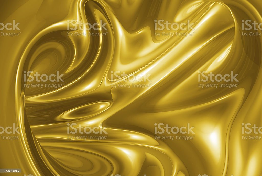 and ghosts too 05 gold royalty-free stock photo