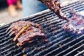 BBQ and grilled pork rib recipes