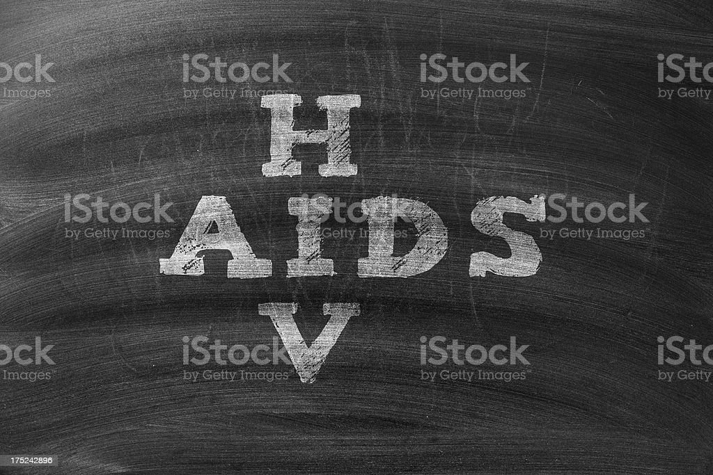 AIDS and HIV stock photo